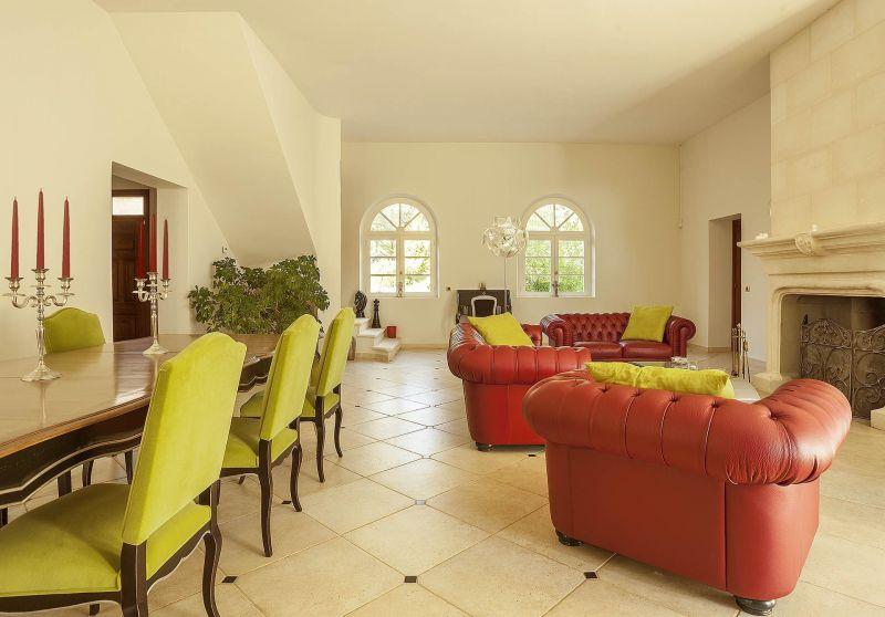 Séjour Location Villa 118602 Lorgues