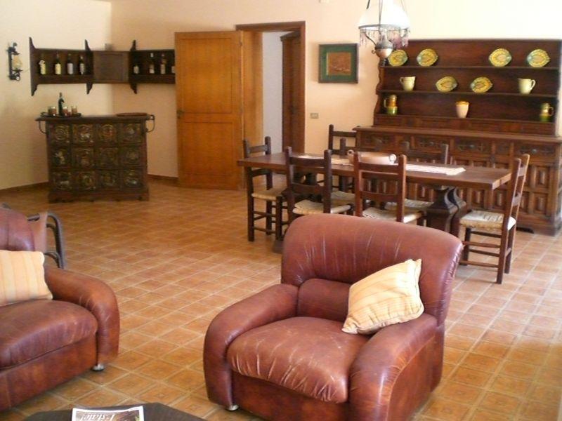 Séjour Location Villa 63887 Torre dell'Orso
