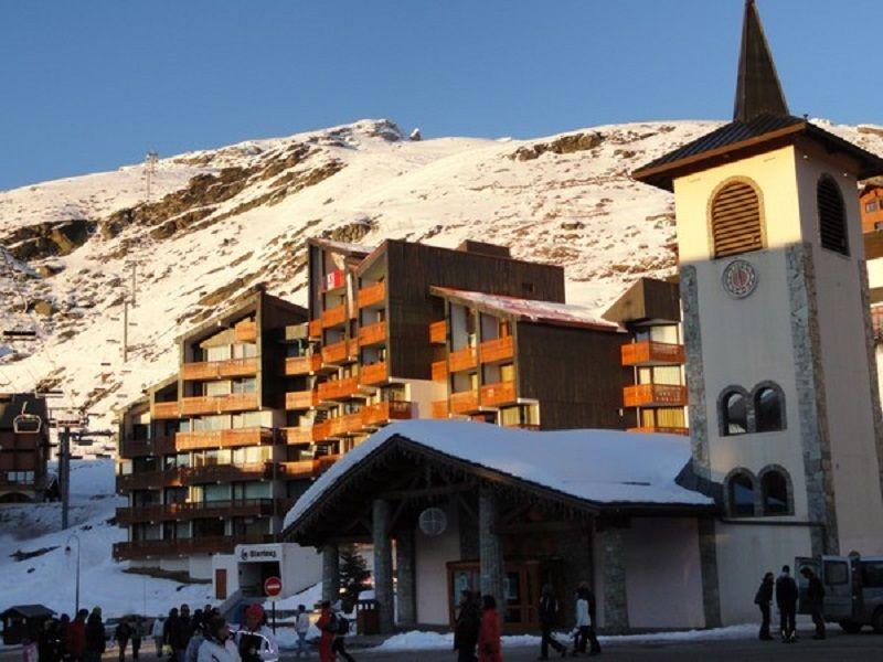 Vue extérieure de la location Location Appartement 65788 Val Thorens