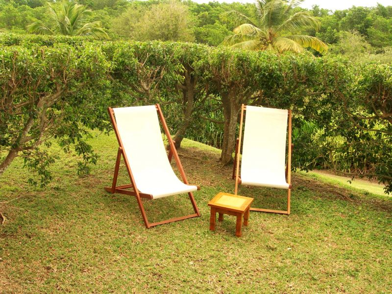 Jardin Location Appartement 66397 Sainte Anne (Guadeloupe)