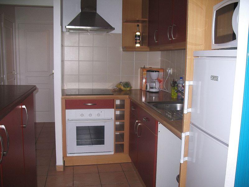 Cuisine américaine Location Appartement 66397 Sainte Anne (Guadeloupe)