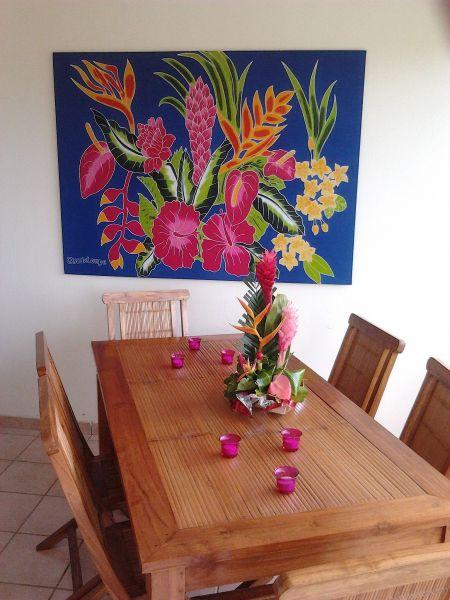 Terrasse Location Appartement 66397 Sainte Anne (Guadeloupe)