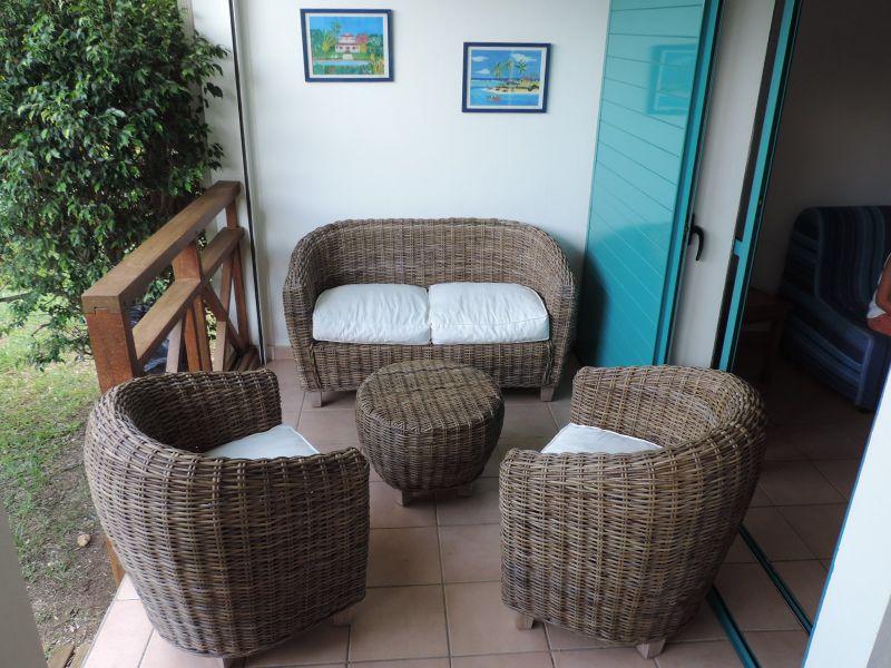 Salon Location Appartement 66397 Sainte Anne (Guadeloupe)