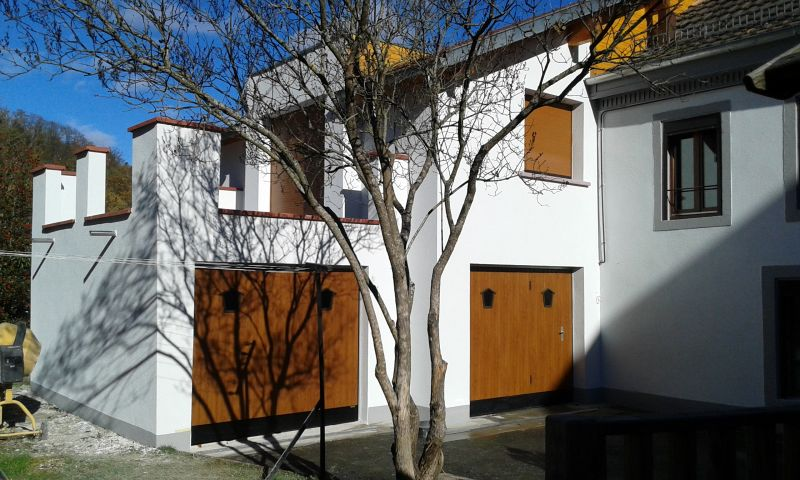 Vue extérieure de la location Location Appartement 68479 Orbey