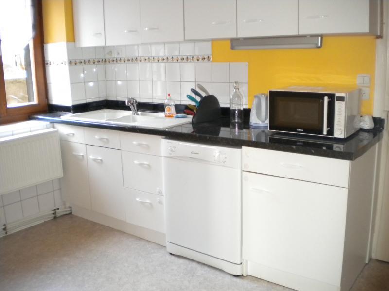 Cuisine indépendante Location Appartement 68479 Orbey