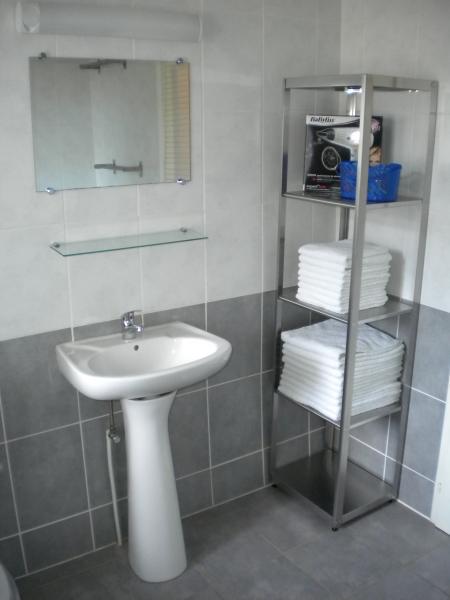 salle de bain Location Appartement 68479 Orbey