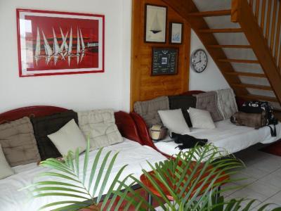 Salon Location Appartement 70662 Les  Sables d'Olonne