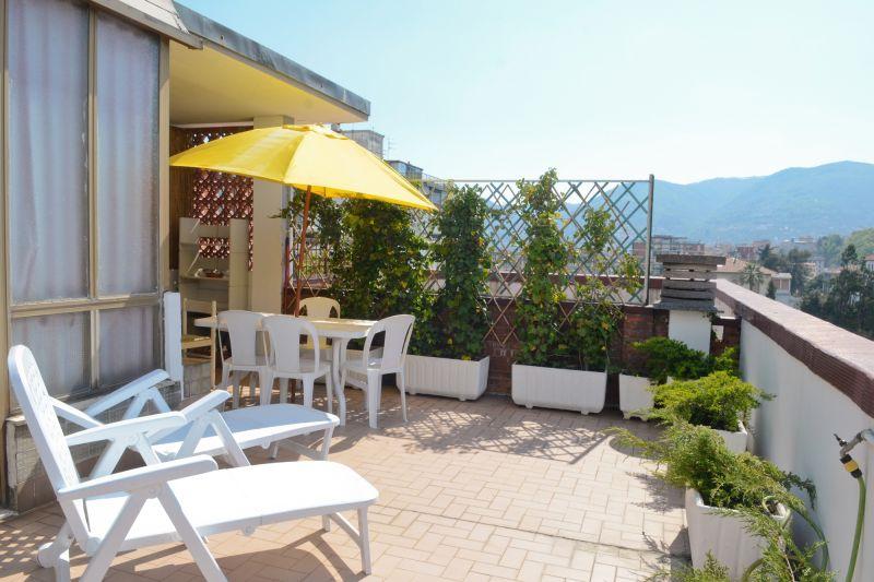 Vue de la terrasse Location Appartement 71921 La Spezia