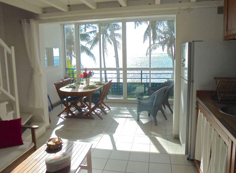 Entrée Location Appartement 73124 Sainte Anne (Guadeloupe)
