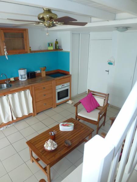 Cuisine américaine Location Appartement 73124 Sainte Anne (Guadeloupe)