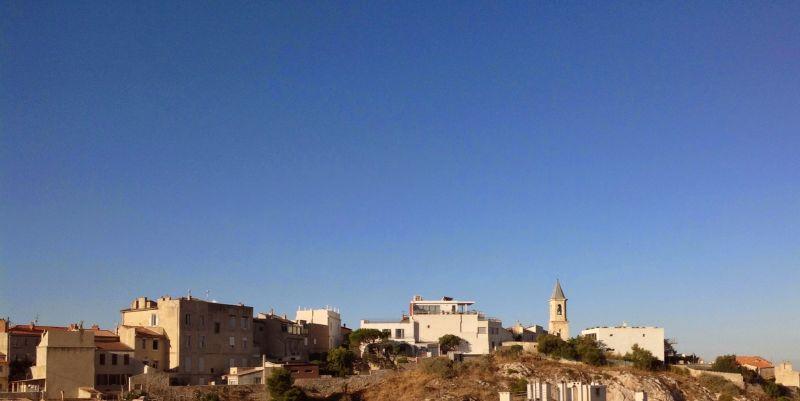 Vue depuis la location Location Appartement 74517 Marseille