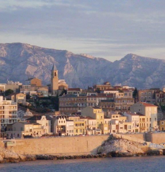 Vue à proximité Location Appartement 74517 Marseille