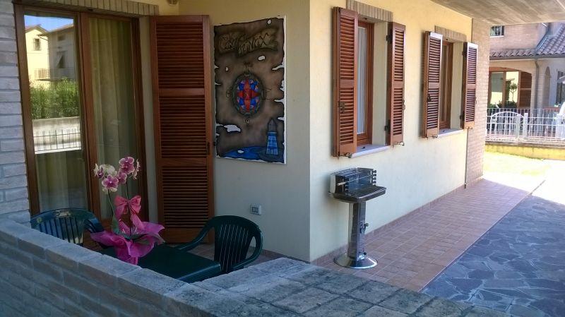 Vue extérieure de la location Location Appartement 76102 Marotta