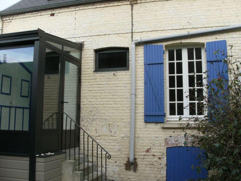 Vue extérieure de la location Location Maison 78797 Le Crotoy