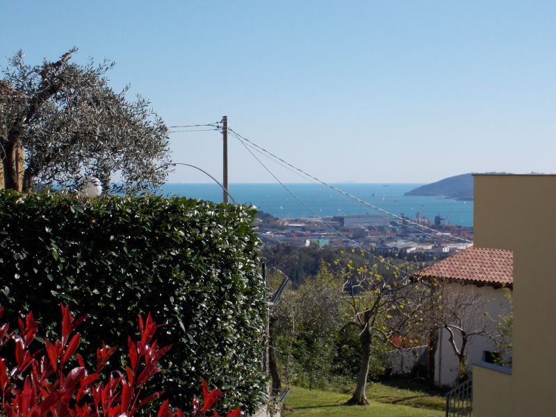 Vue de la terrasse Location Appartement 79780 La Spezia