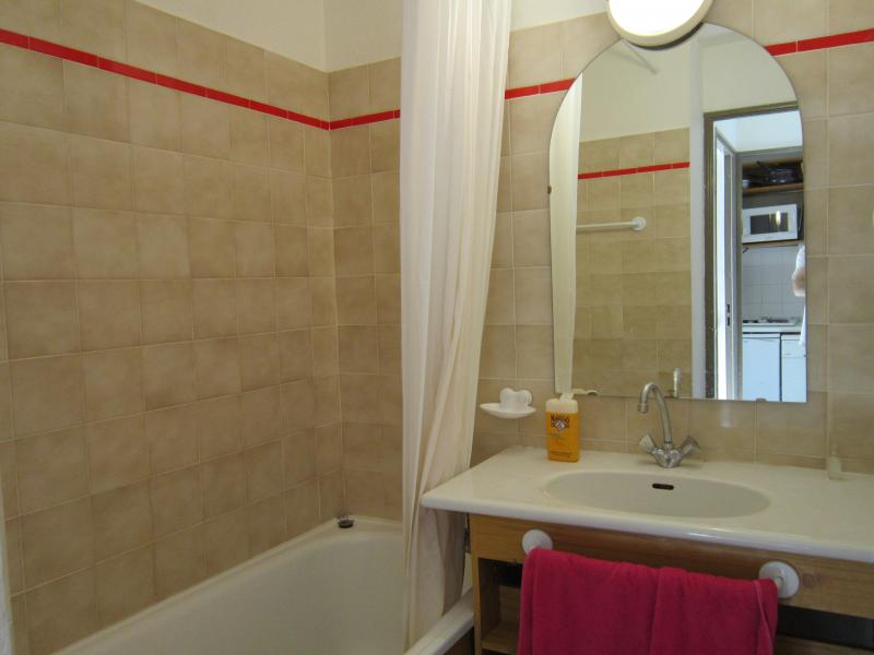 salle de bain Location Studio 80546 Tignes