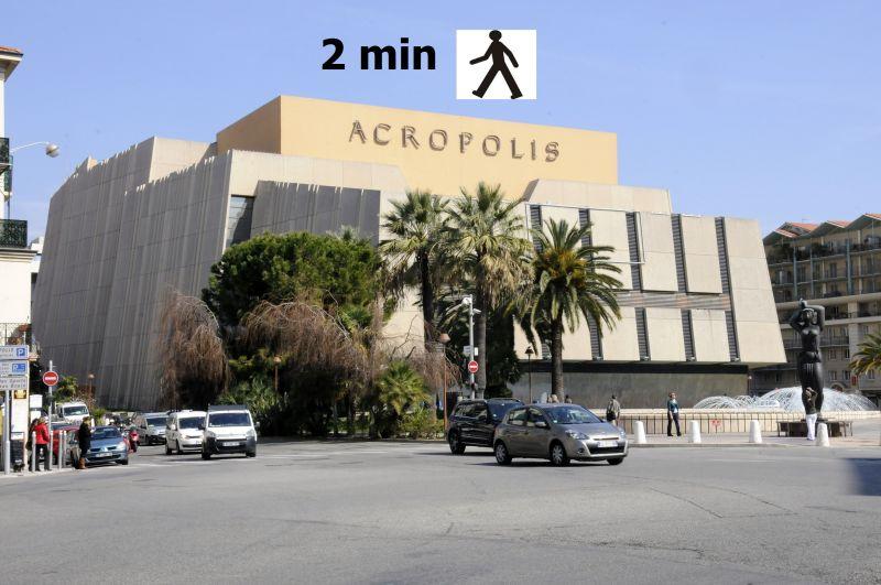 Vue à proximité Location Appartement 81150 Nice