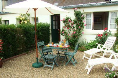 Jardin Location Gite 81455 Saint Valéry sur Somme