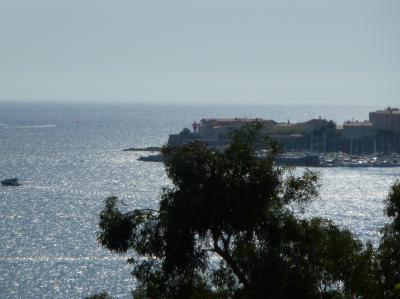 Vue depuis la location Location Appartement 81782 Ajaccio
