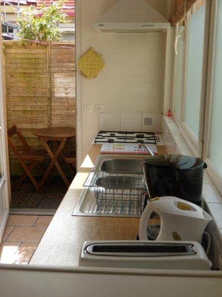 Cuisine indépendante Location Appartement 82391 Wimereux