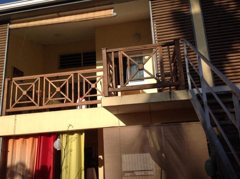 Vue extérieure de la location Location Appartement 83254 L'Hermitage