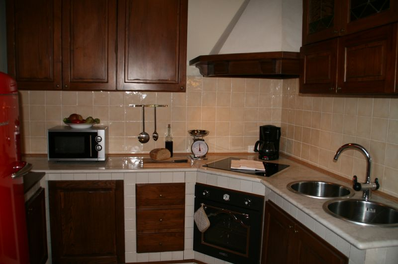 Cuisine indépendante Location Gite 84894 Sienne