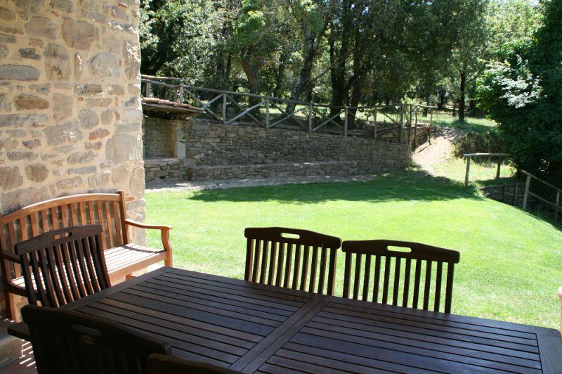 Jardin Location Gite 84894 Sienne