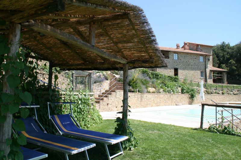Piscine Location Gite 84894 Sienne