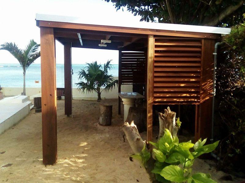 Vue autre Location Villa 86489 Baie du tombeau