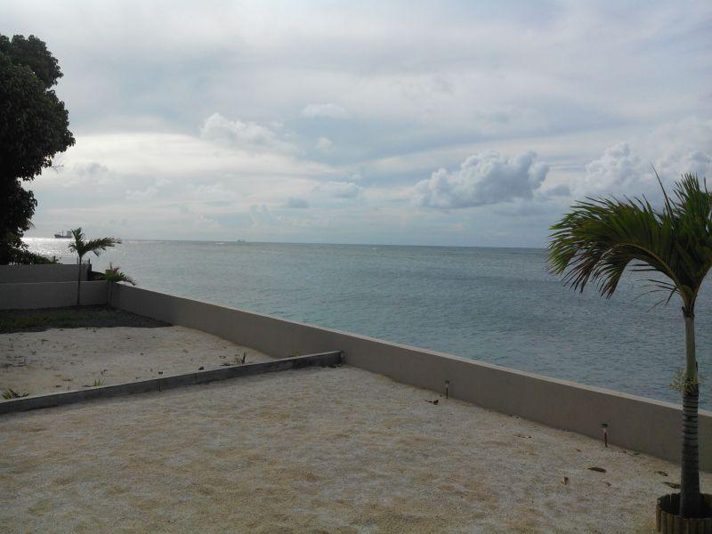 Vue depuis la location Location Villa 86489 Baie du tombeau