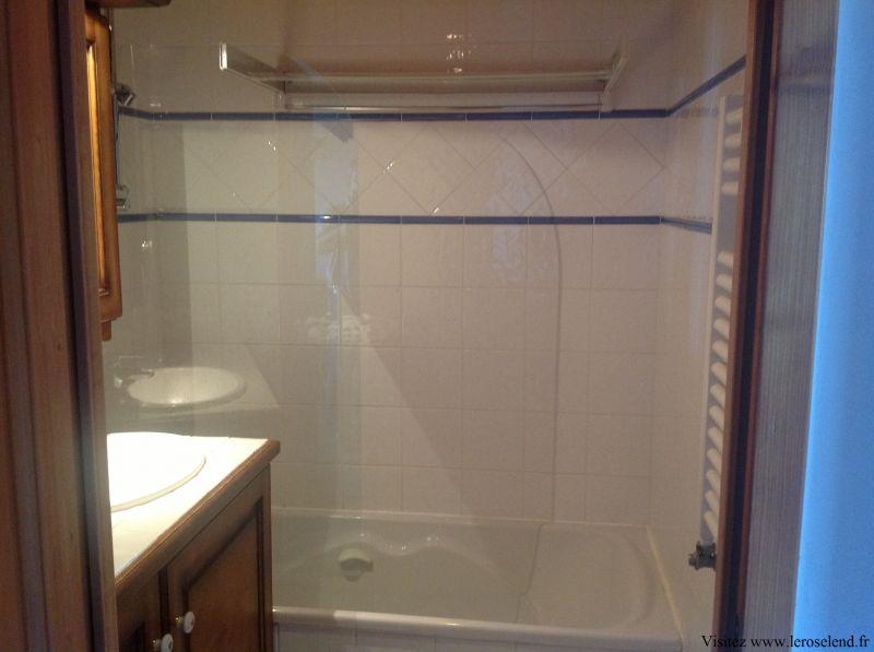 salle de bain Location Appartement 90494 Les Arcs