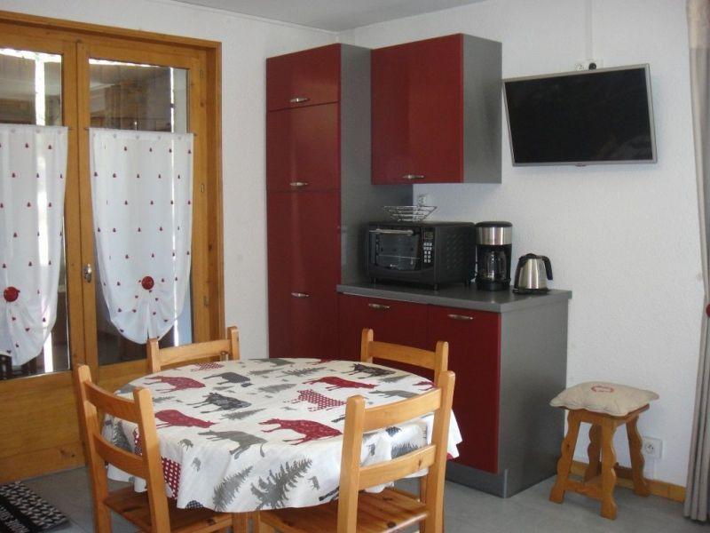 Coin cuisine Location Appartement 91122 Samoëns