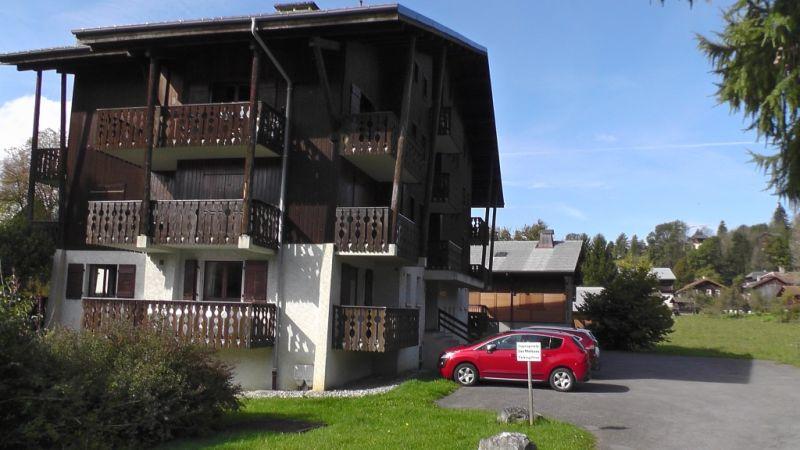Parking Location Appartement 91122 Samoëns