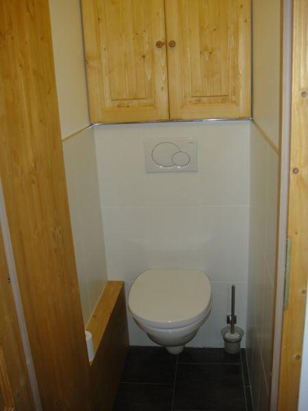 WC séparé Location Appartement 91122 Samoëns