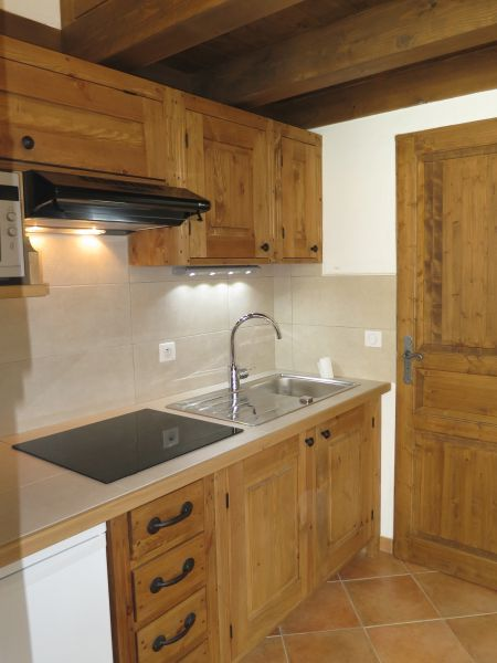 Coin cuisine Location Appartement 93265 Pralognan la Vanoise