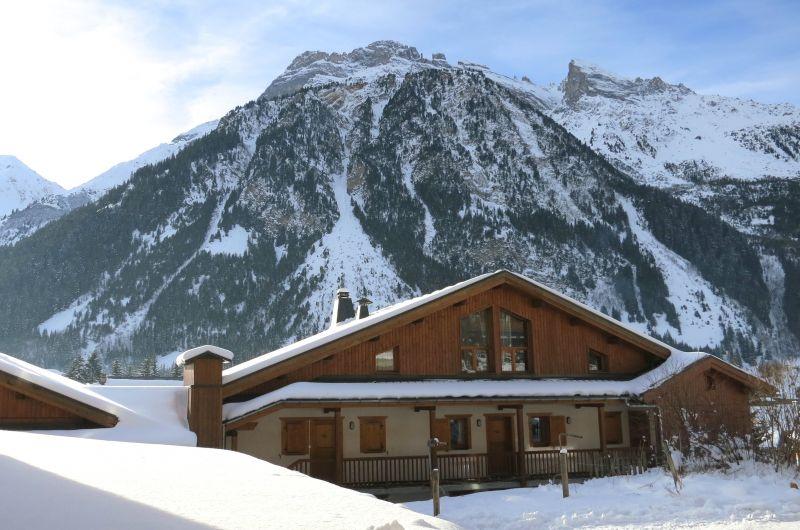 Vue depuis la location Location Appartement 93265 Pralognan la Vanoise