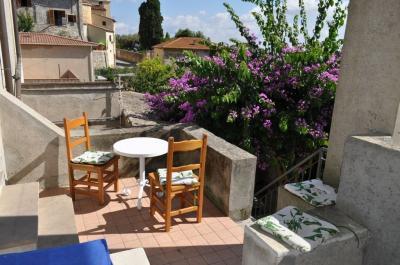 Vue de la terrasse Location Appartement 96711 Castiglioncello