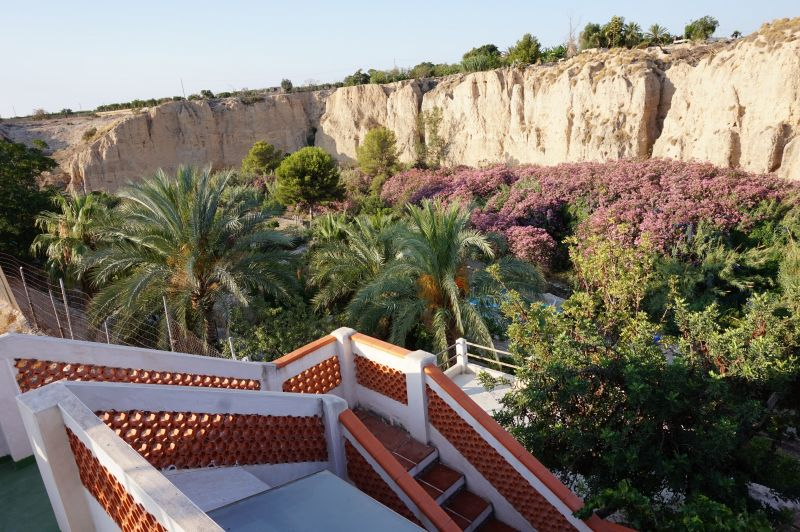 Vue de la terrasse Location Villa 97736 Benidorm