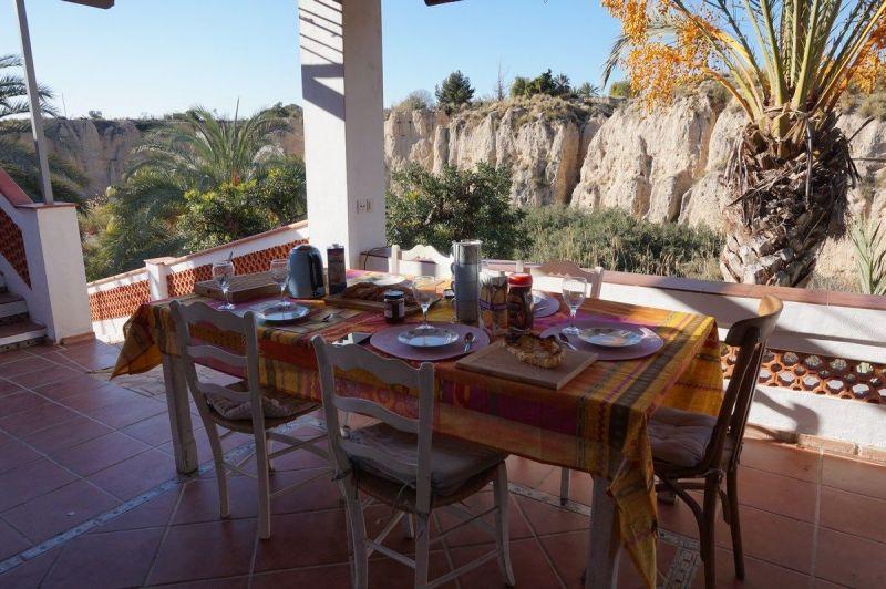 Terrasse Location Villa 97736 Benidorm