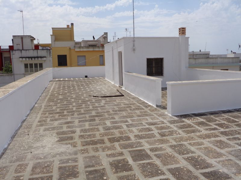 Terrasse Location Appartement 97824 Gallipoli