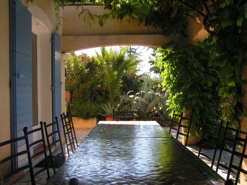 Terrasse Location Villa 98164 Cotignac