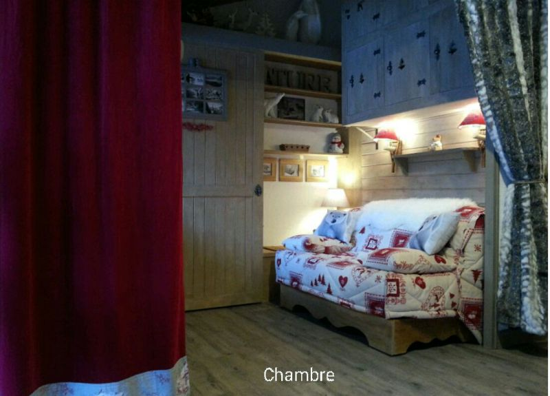 chambre Location Appartement 101417 Val Cenis