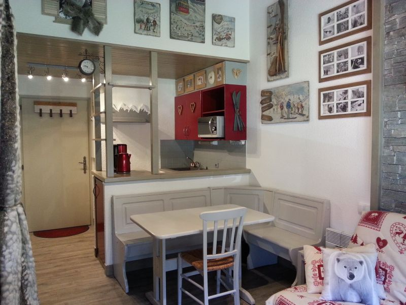 Coin cuisine Location Appartement 101417 Val Cenis