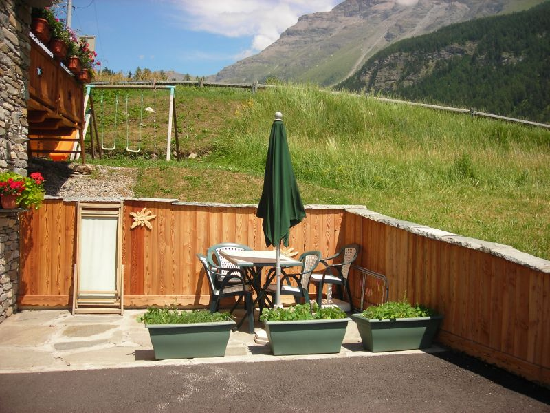 Terrasse Location Appartement 101423 Val Cenis