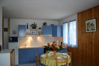 Coin cuisine Location Appartement 101537 Serre Chevalier
