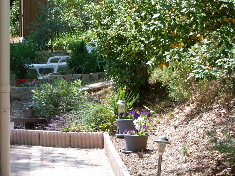 Jardin Location Appartement 101756 Vedène