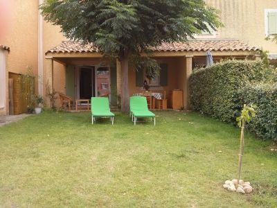 Jardin Location Villa 103771 Beziers