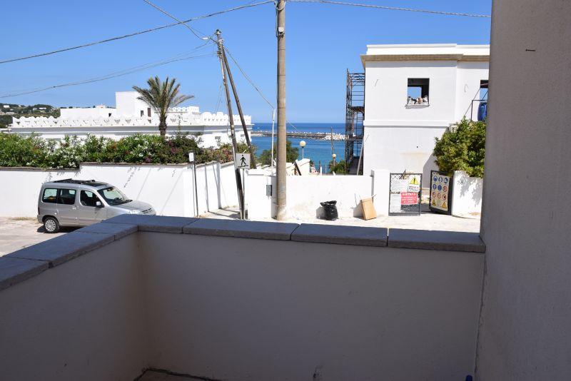 Vue du balcon Location Appartement 105419 Santa Maria di Leuca