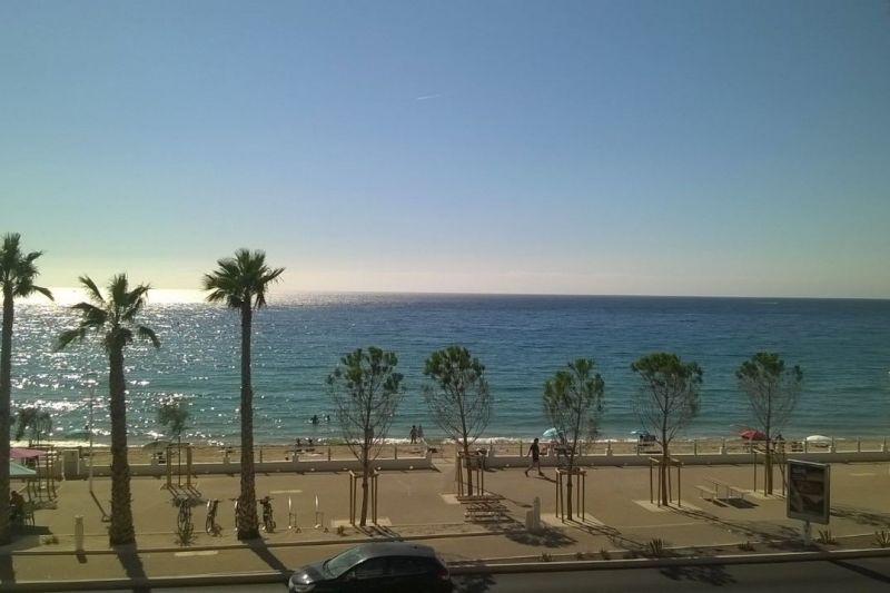 Vue depuis la location Location Appartement 106050 Cannes