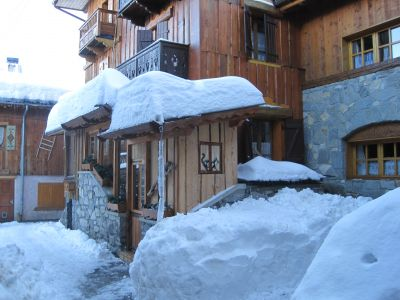 location appartement Courchevel Chalet de